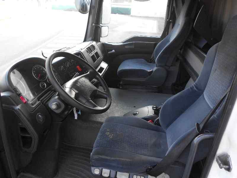Limpieza Cabina Camion
