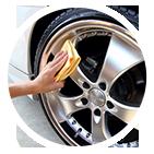 Limpieza exterior de vehiculos